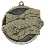 Mega Medals -Pinewood Derby Car/Automobile Trophy Awards