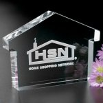 House Paperweight Executive Gift Awards