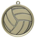 Mega Medals -Volleyball Mega Medal Awards