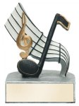 Color Tek Music Award Music Trophy Awards