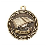 Scholastic Medal - Reading Scholastic Trophy Awards