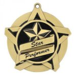 Super Star Medal -Star Performer Scholastic Trophy Awards