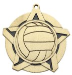 Super Star Medal -Volleyball Super Star Medal Awards