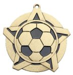 Super Star Medal -Soccer Super Star Medal Awards
