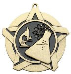 Super Star Medal -Science Super Star Medal Awards