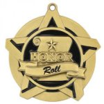 Honor Roll Super Star Medal Super Star Medal Awards