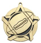 Football Super Star Medal  Gold Super Star Medal Awards