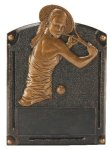 Tennis Female Legends of Fame Award Tennis Trophy Awards